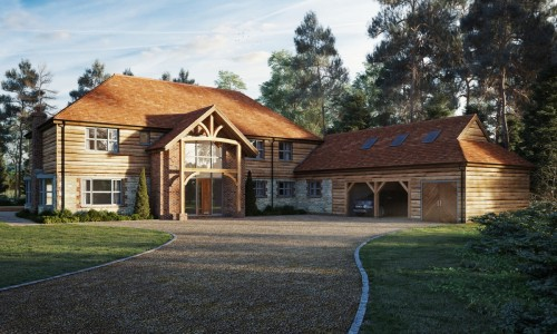 New Build Homes Liphook